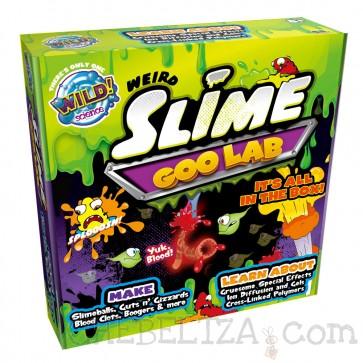 Wild Science, Weird Slime Lab