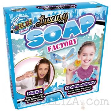 Wild Science, Luxury Soap