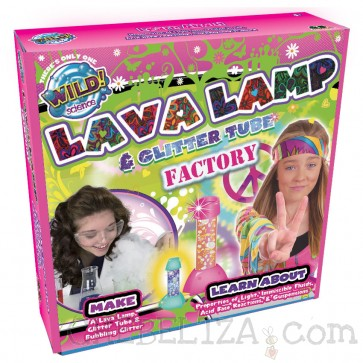 Wild Science, Lava Lamp Factory Lab