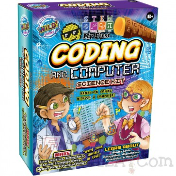 Wild Science, Coding and Computer Science