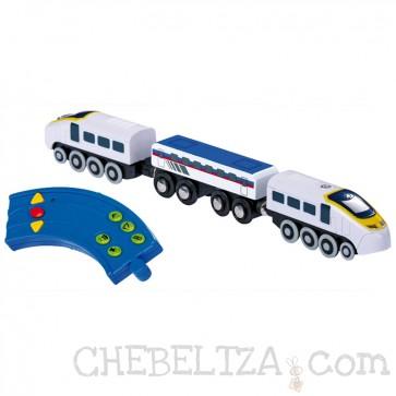 Legler, Električni vlak na daljinsko upravljanje