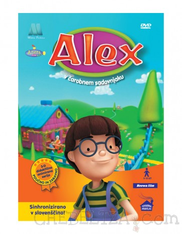 Alex - V čarobnem sadovnjaku