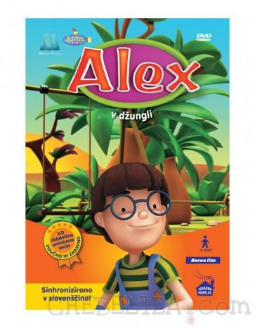 Alex - V džungli