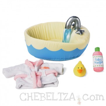 Baby Stella, Kopalni set za mehkega dojenčka