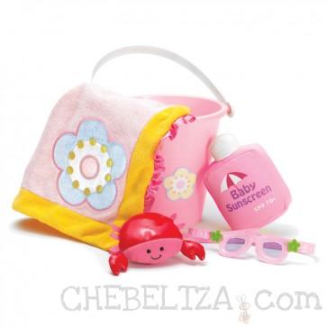 Baby Stella, Set za na plažo za mehkega dojenčka