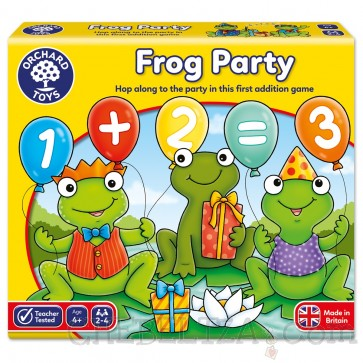Družabna igra, Žabja zabava