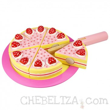 Jagodna torta za zabavo