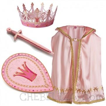 LionTouch, Otroški kostum Kraljica Rosa