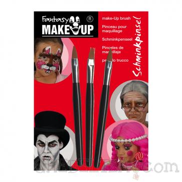 Fantasy, Set treh čopičev za nanašanje barvnih detajlov na obraz