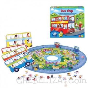 Orchard Toys, Družabna igra, Avtobusna postaja