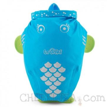Otroški nahrbtnik PaddlePak - modri