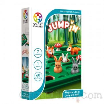 Smart Games, Zajčki skačejo