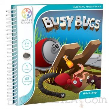 Smart Games, Zaposlene žuželke