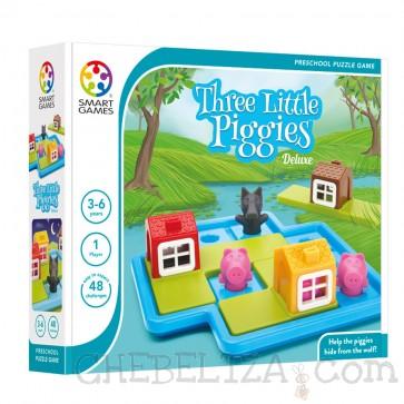 Smart Games, Trije prašički - Deluxe