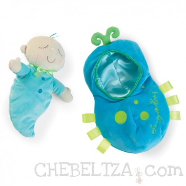 Mehak dojenček oz. punčka Snuggle Pods, Snuggle Bug