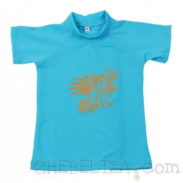 SplashAbout, UV Zaščitna majčka (SPF+50) - Lion Fish