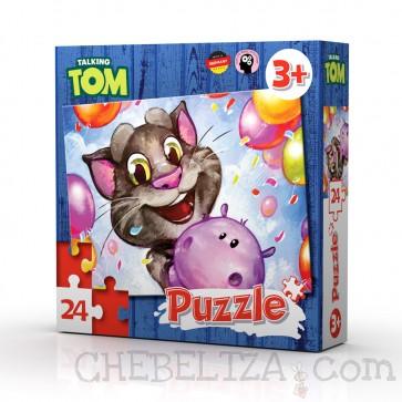 Talking Tom and Friends, 24-delna sestavljanka (puzzle)