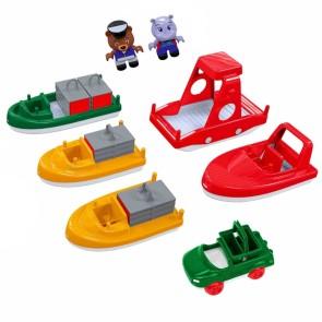 AquaPlay, Komplet dodatnih vozil