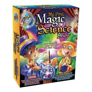 Wild Science, Magic Science Show