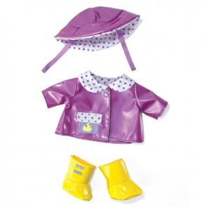 Baby Stella, Obleka za dež za mehkega dojenčka