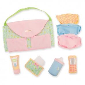 Baby Stella, Previjalna torba za mehkega dojenčka