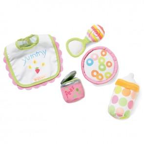 Baby Stella, Set za hranjenje za mehkega dojenčka