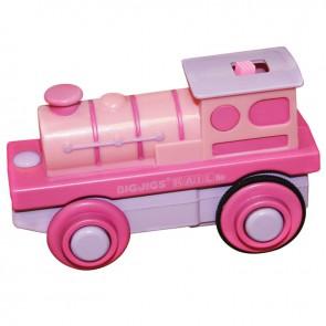 BigJigs, Rožnata električna lokomotiva