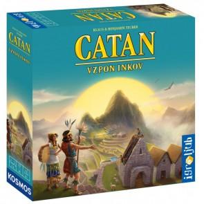 Družabna igra, Catan Vzpon Inkov
