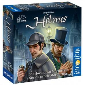 Družabna igra, Holmes - Sherlock proti Moriartyu