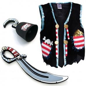 LionTouch, Dodatki za otroški gusarski kostum