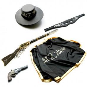 LionTouch, Otroški kostum Z Bandit (Zorro)