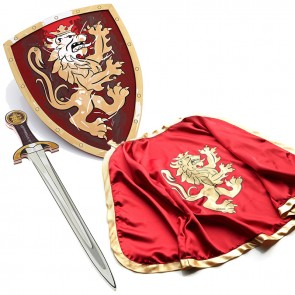 LionTouch, Otroški kostum Plemeniti Rdeči Vitez