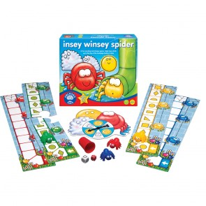 Orchard Toys, Družabna igra, Insey Winsey Spider