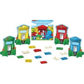 Orchard Toys, Družabna igra, Poštni nabiralniki