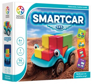 Smart Games, Iznajdljivo vozilo 5x5