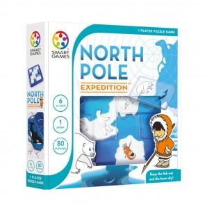 Smart Games - Severni tečaj - prava pustolovščina