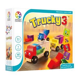 Smart Games, Trucky 3 miselna igra