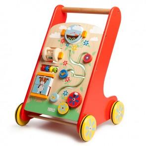 Tidlo, Multiaktivnostni voziček