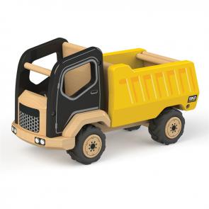 Tidlo, Velik lesen tovornjak prekucnik
