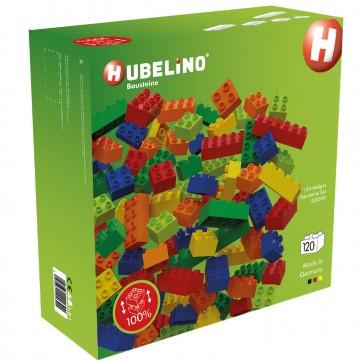 Hubelino, set mattoncini 102 pezzi
