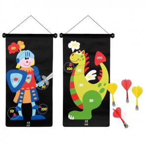Freccette magnetiche - Il cavaliere ed il drago