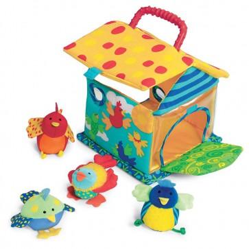 Put and Peek Birdhouse
