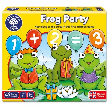Društvena igra, Žablja zabava