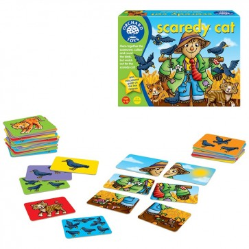 Orchard Toys, Društvena igra, Mačka plaši