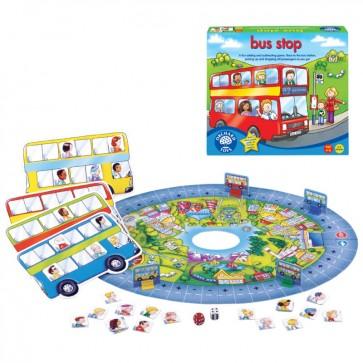 Društvena igra, Autobusna postaja