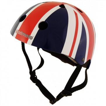 Kiddimoto otroška čelada, Union Jack
