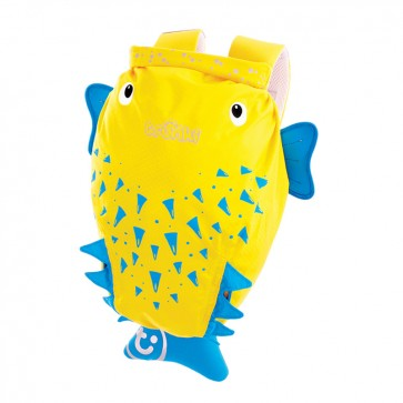 Trunki, PaddlePak - Spike (riba napihovalka) otroški nahrbtnik