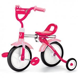 Ružičasti Grow 'n Go bicikl