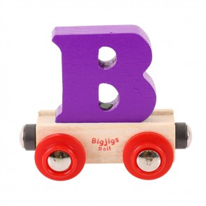 BigJigs, Vagonček s črko B