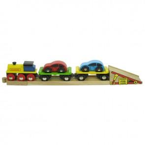 Vlak za automobile